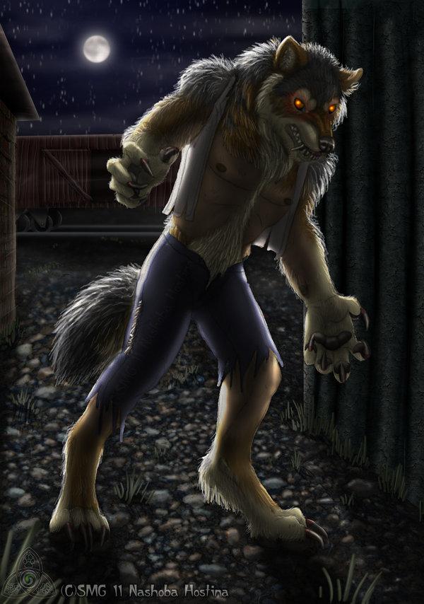 The Werewolf of Defiance