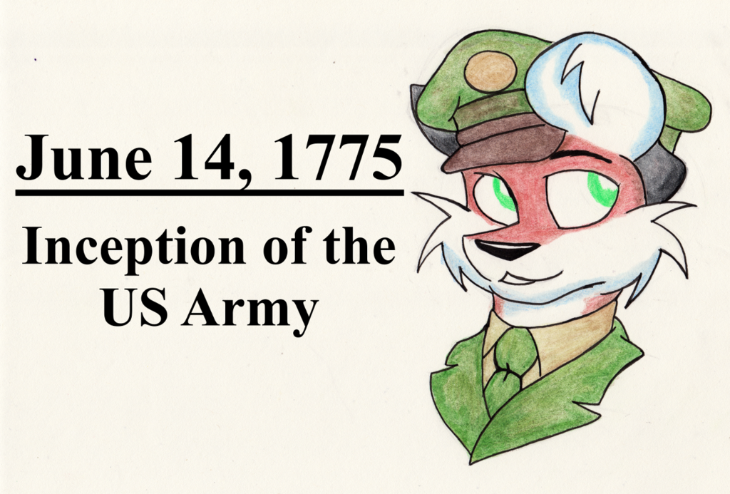 This Day in History: June 14, 1775