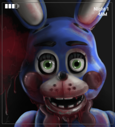 Bloody Toy Bonnie