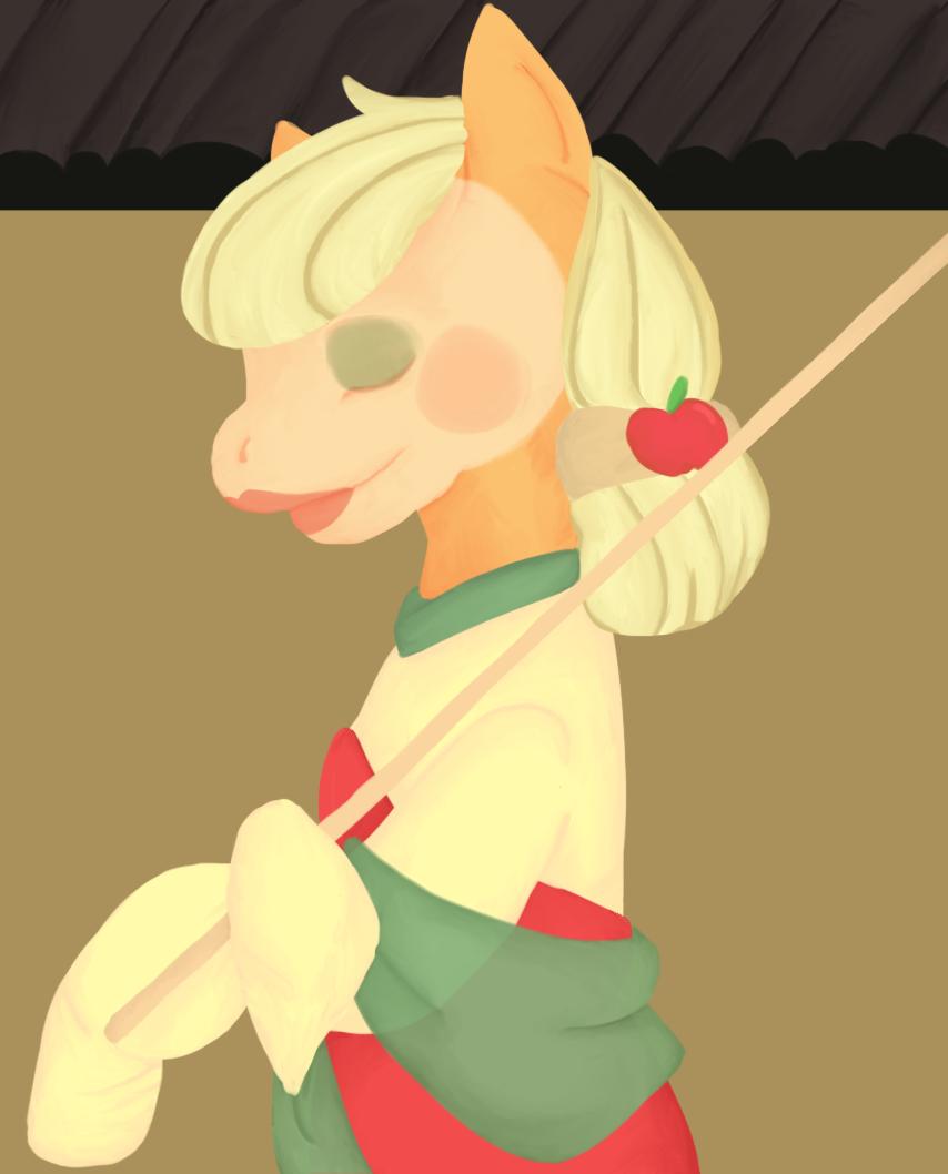 Princess Applejack [Mulan]
