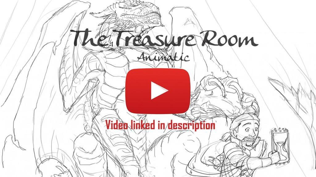 The Treasure Room- Animation