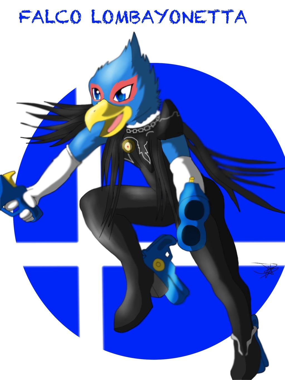 Falco Lombayonetta