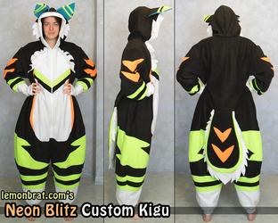 Neon Blitz Custom Kigu