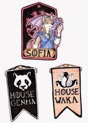 GOT Badges #1
