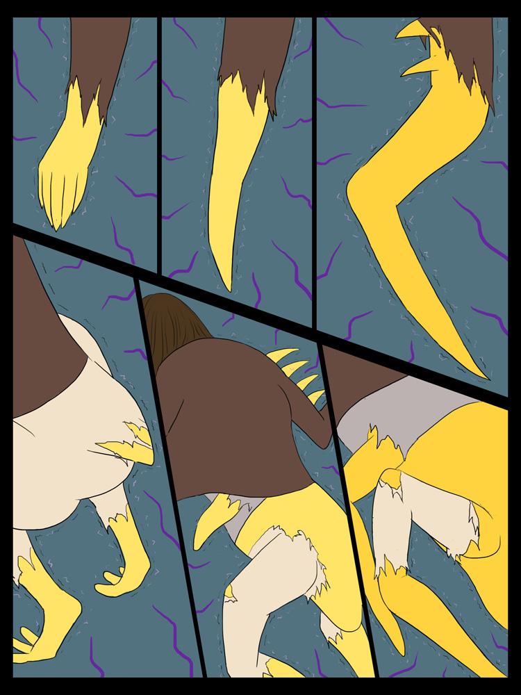 Werebug Comic Page 9
