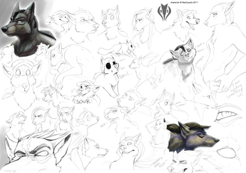 [COM] Sketch Collage (by Kyma)