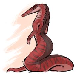 croc serpent