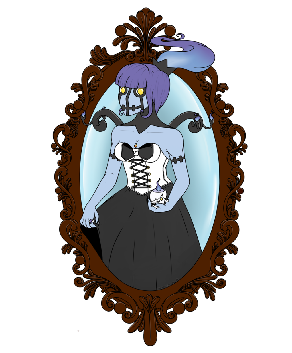 Most recent image: Spoopy Ghosty