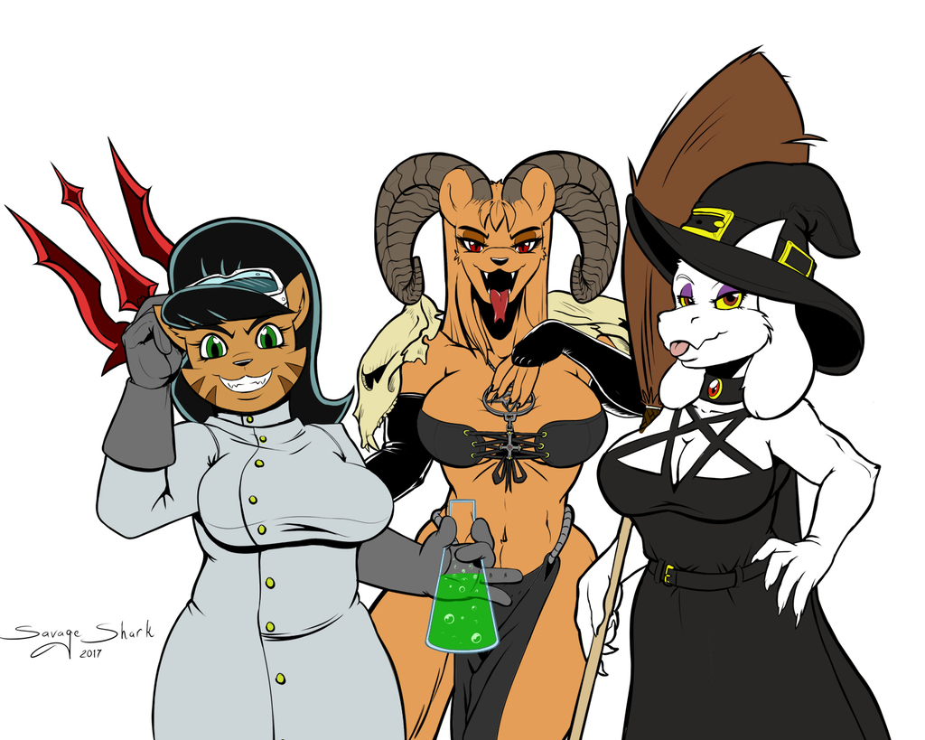 Most recent image: The Ladies are ready for the night to begin