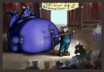 Juicy Pear County Fair! -YCH Bonus-