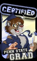 Certified Penn State Grad