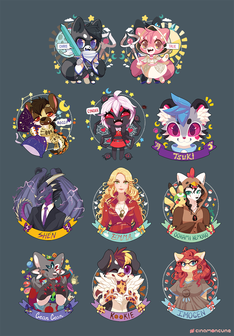 Badge Batch 1
