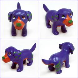 Purple Pupple