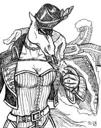 Eraclare's Cavalry Swagger