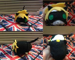 Miraculous Ladybug Cat Noir tsum made for myself