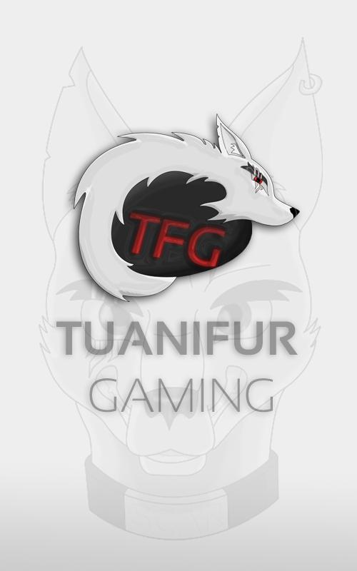 [ TuaniFur Gaming ] Logo V1