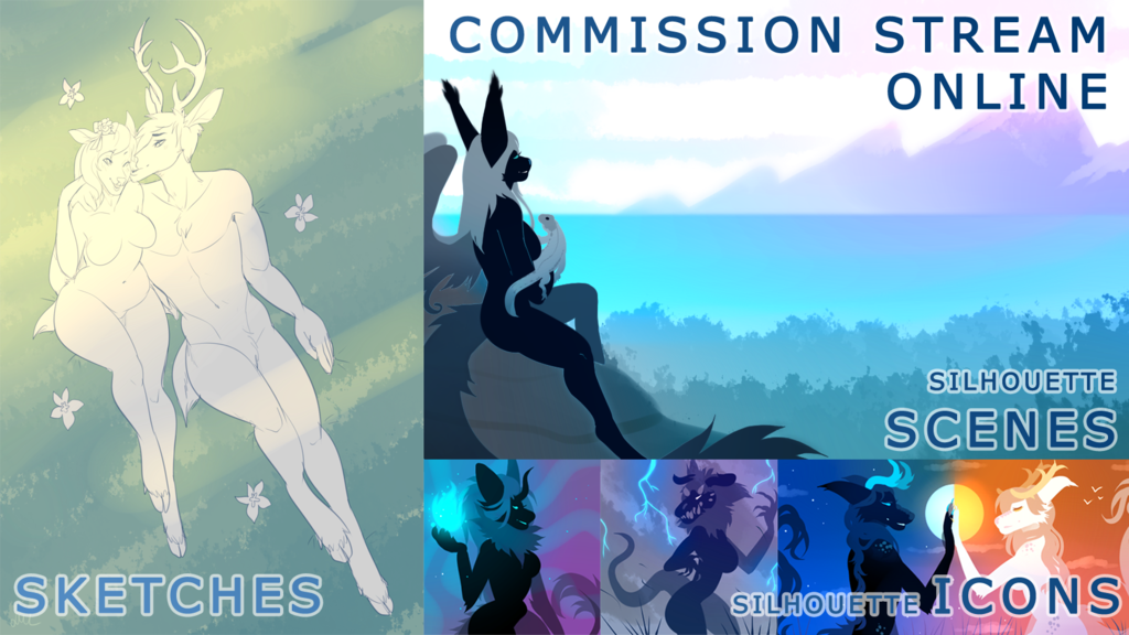 commission stream online!