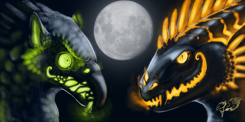 Halloween Icons: Aku and Joe
