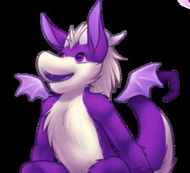 Lil Fluffdragon!