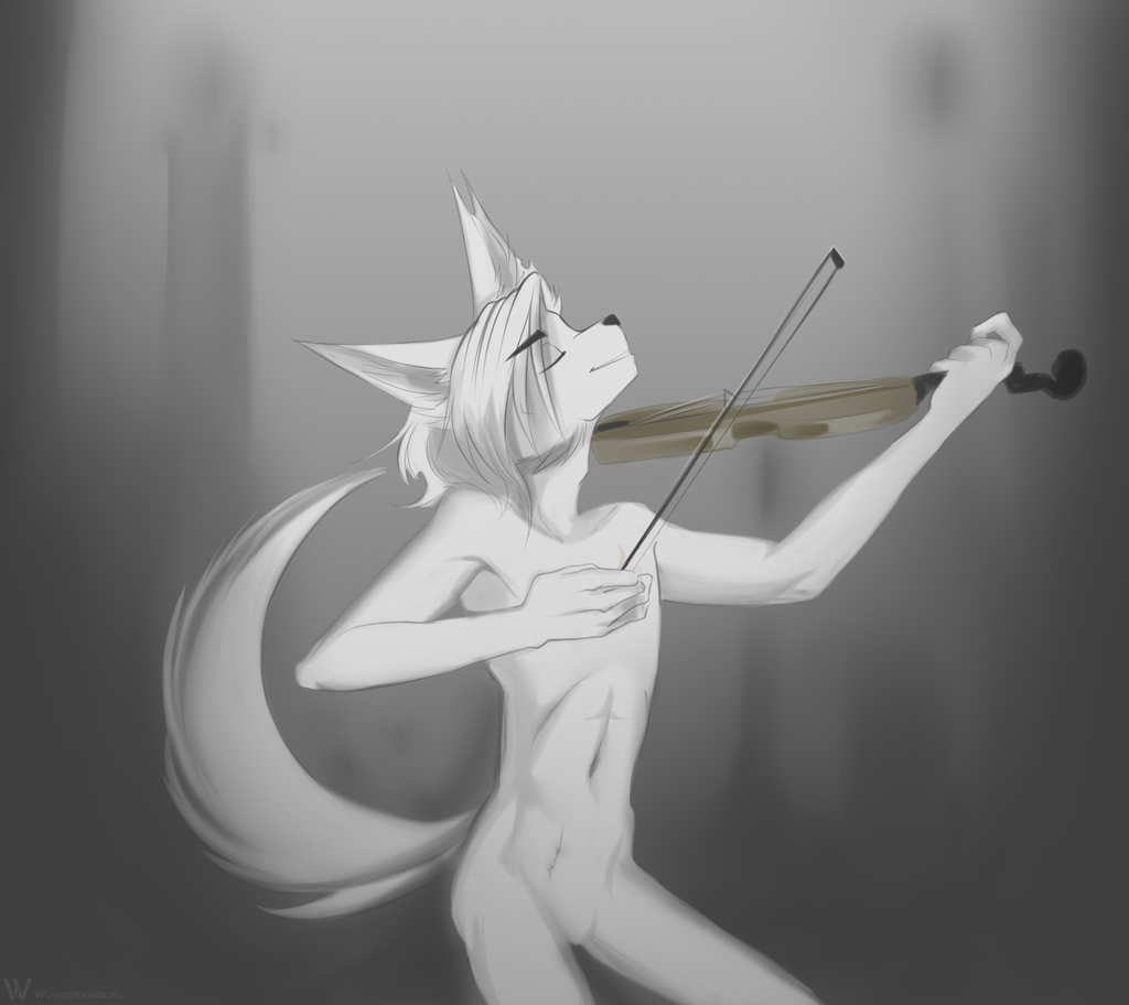 Most recent image: Magic violin