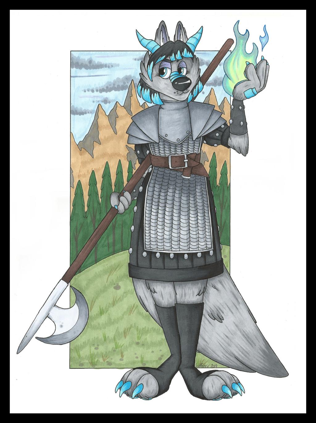 Katalist, Wolf Warlock