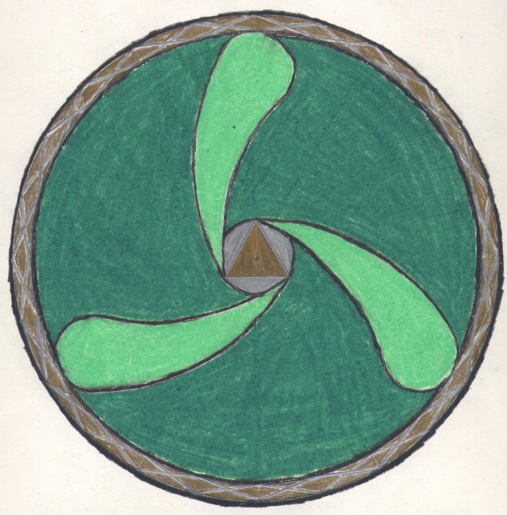 Druid Magic Circle