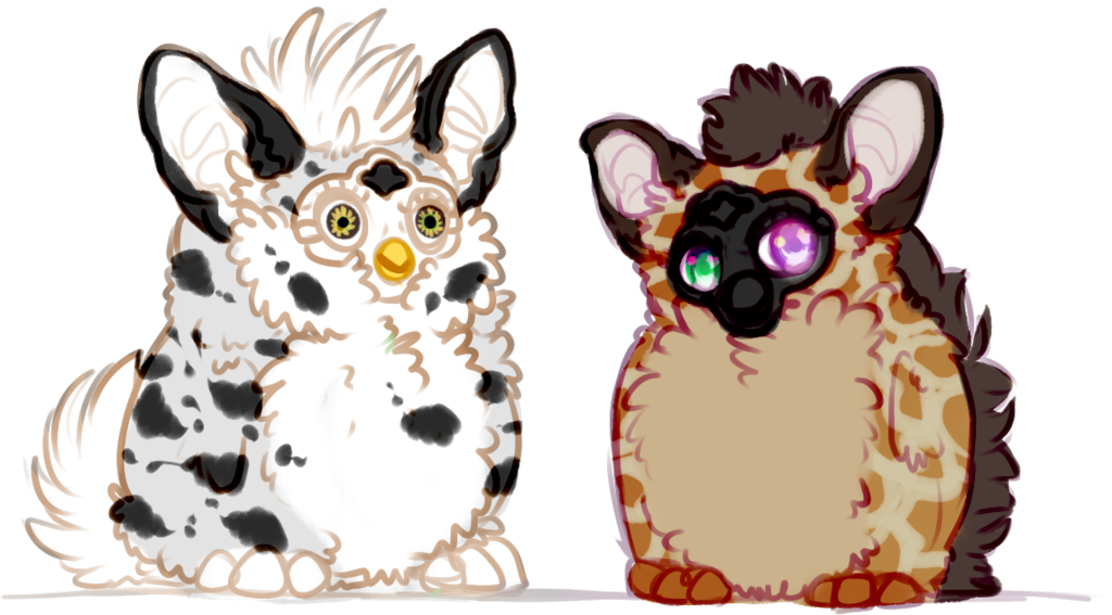 [G/P] There they are, our children we birthed