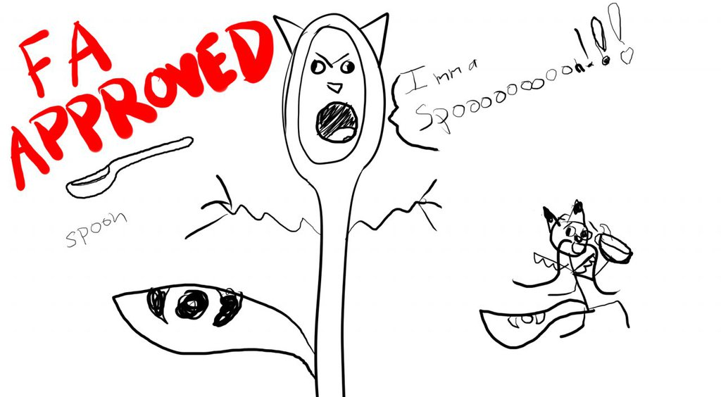random doodle of randomness