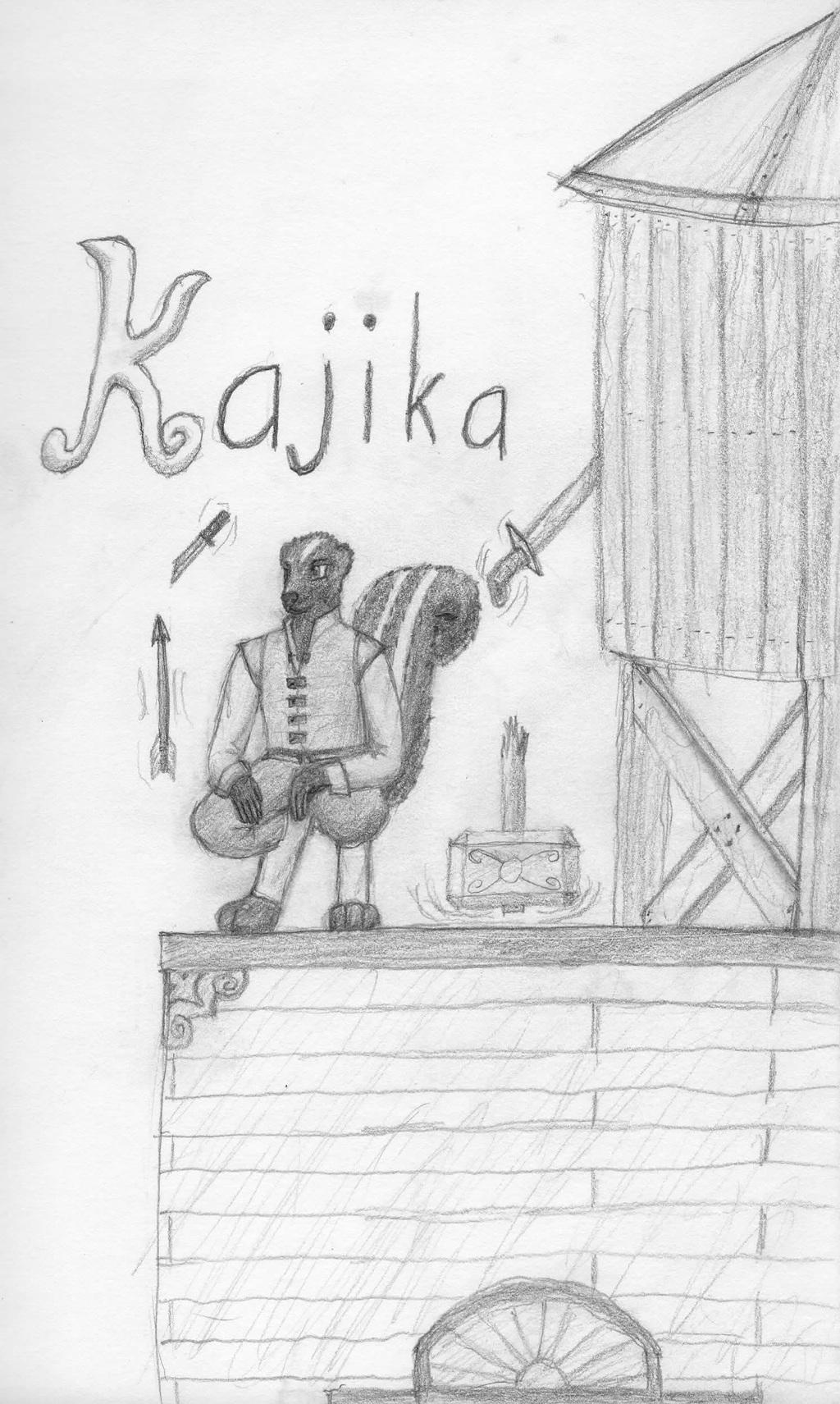 Most recent image: Kajika Redone