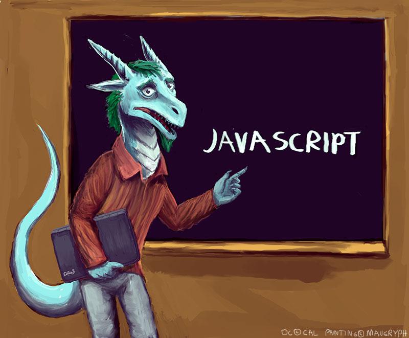 Cal Teaching Javascript (Commission)