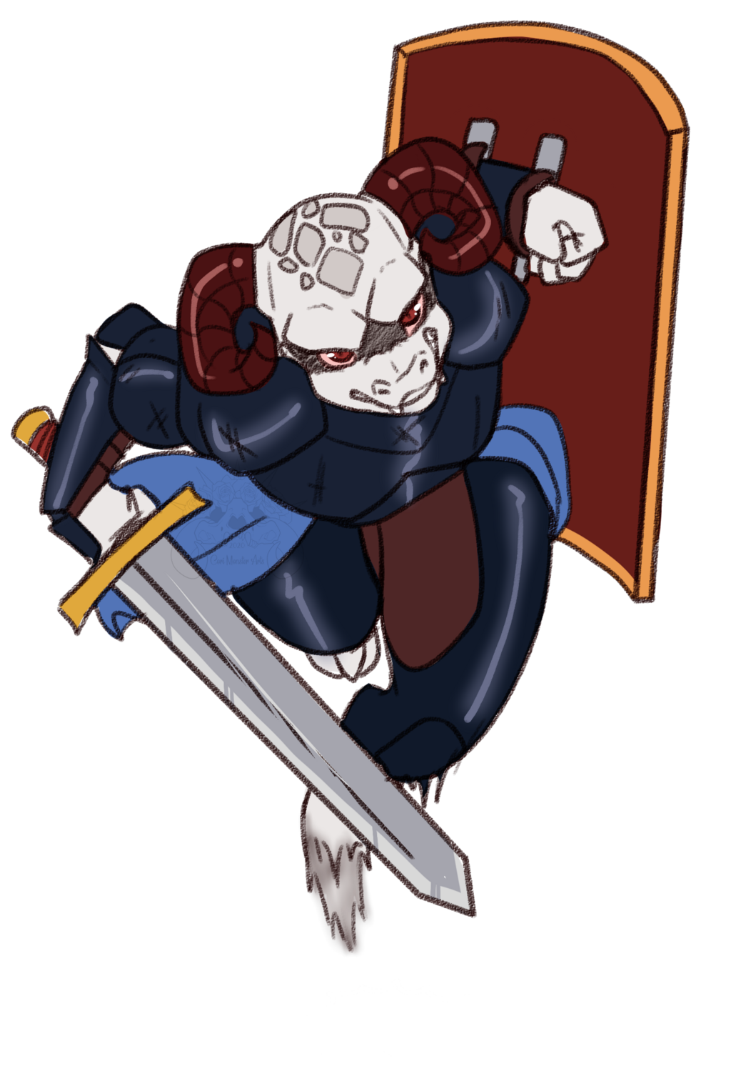 Commission - Gigawolf102