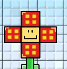 Tetris Flowers