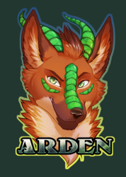 Arden Badge