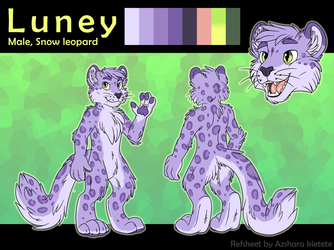 [C]Luney reference sheet