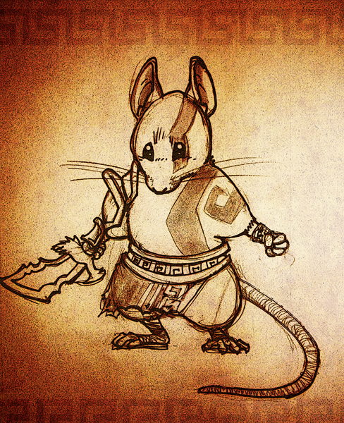Kratos mouse