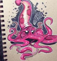 .: Bitter Squid :.