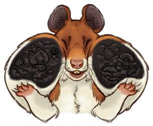 Stuffed cheeks