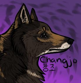 Most recent image: changjo icon