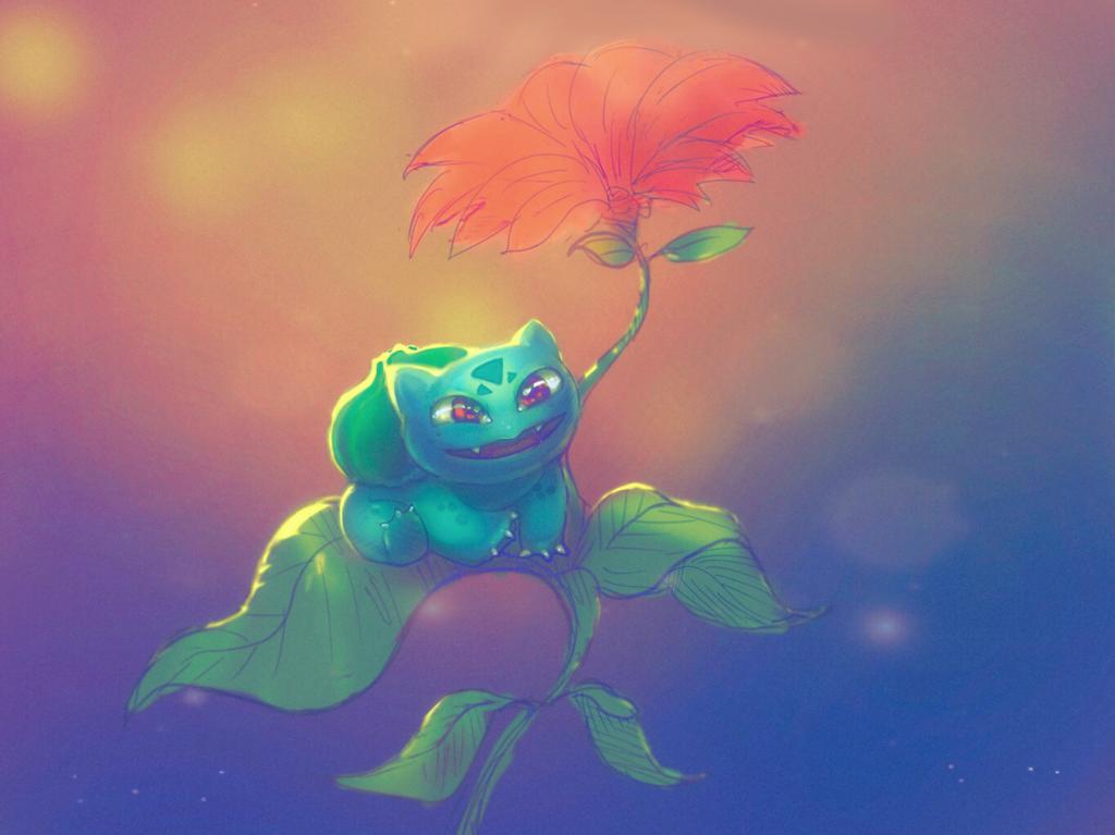 Most recent image: Bulbasaur