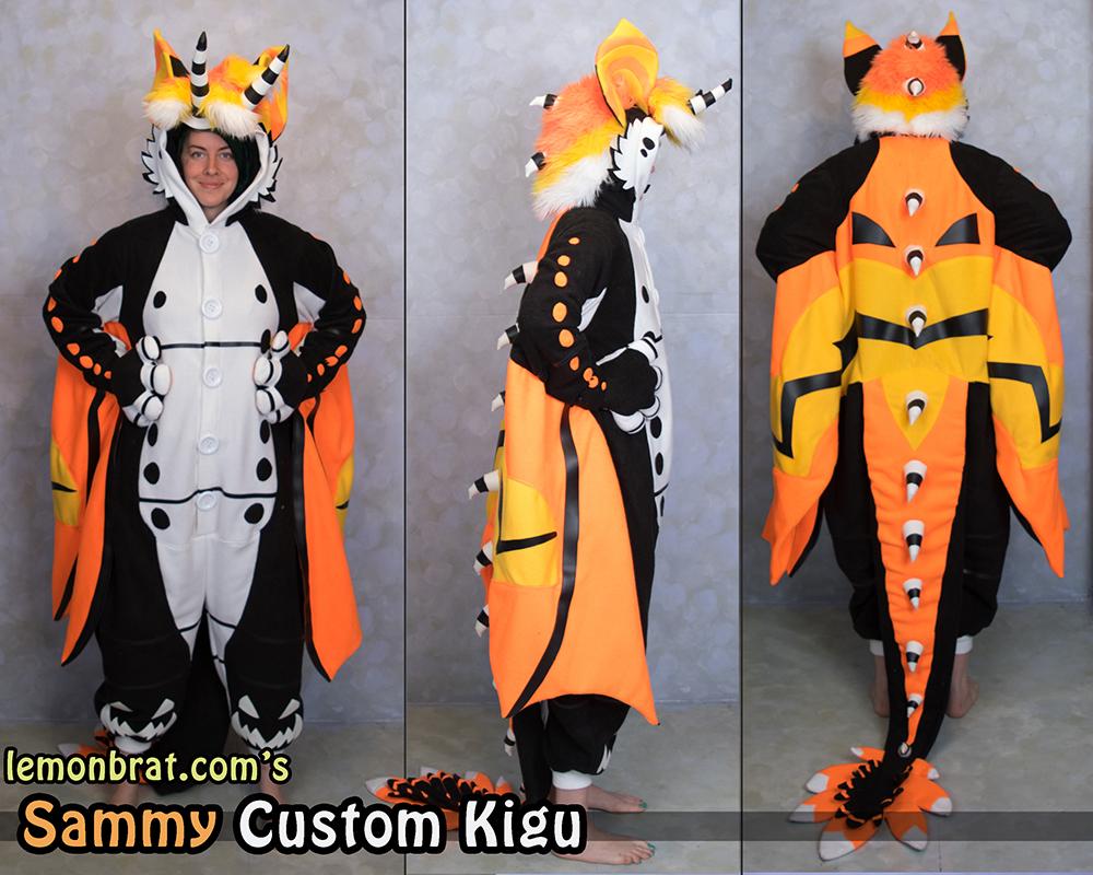 Sammy Custom Kigu