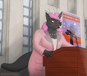 Mayor Aurelina Canidae