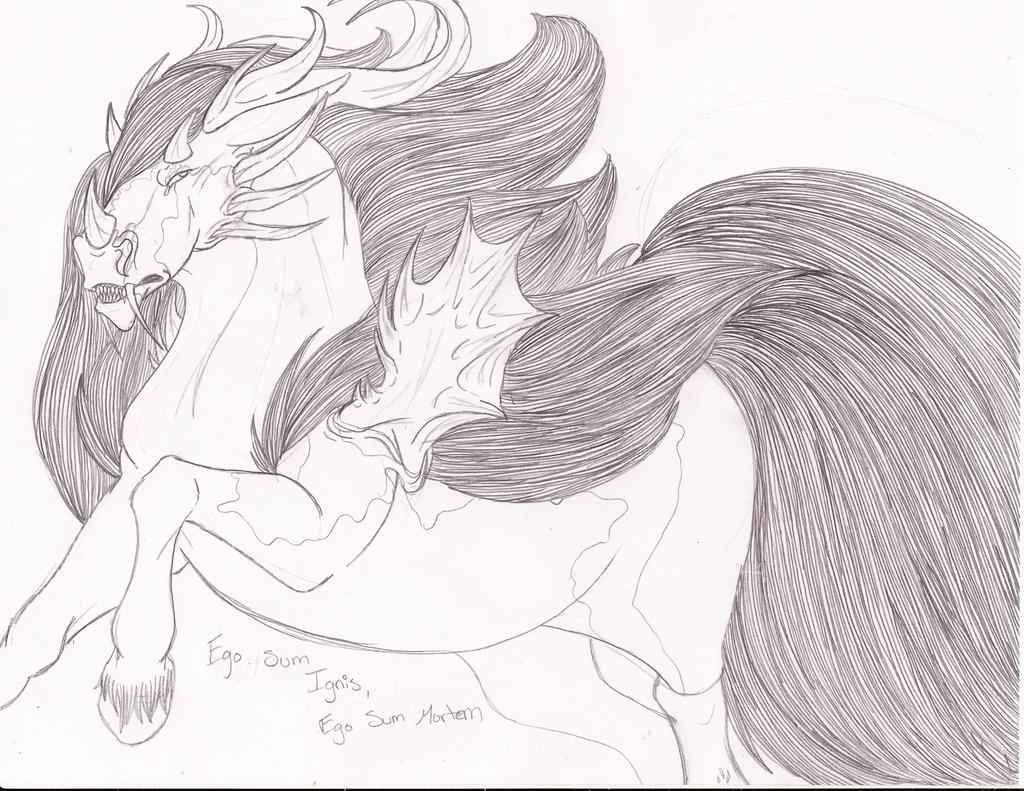 Equus Ballator: Ignis