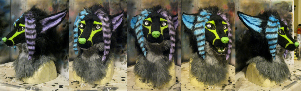 toxikoon mask (gift for friend)