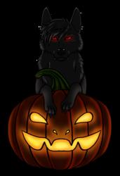 Happy Halloween! >;3