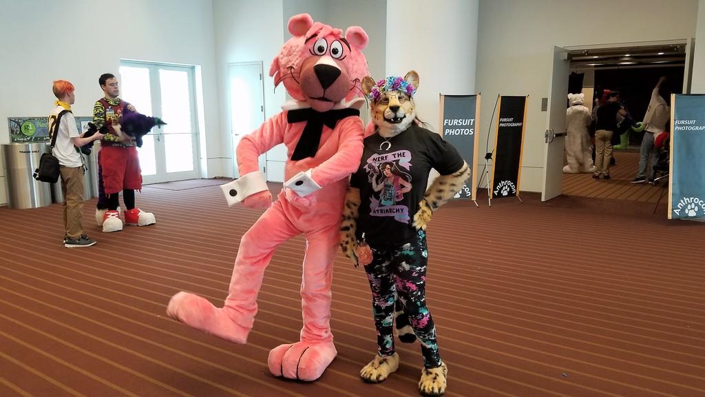 AC 2017: Snagglepuss and Shetani