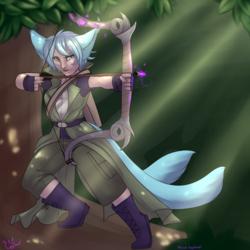 Commission: Maya