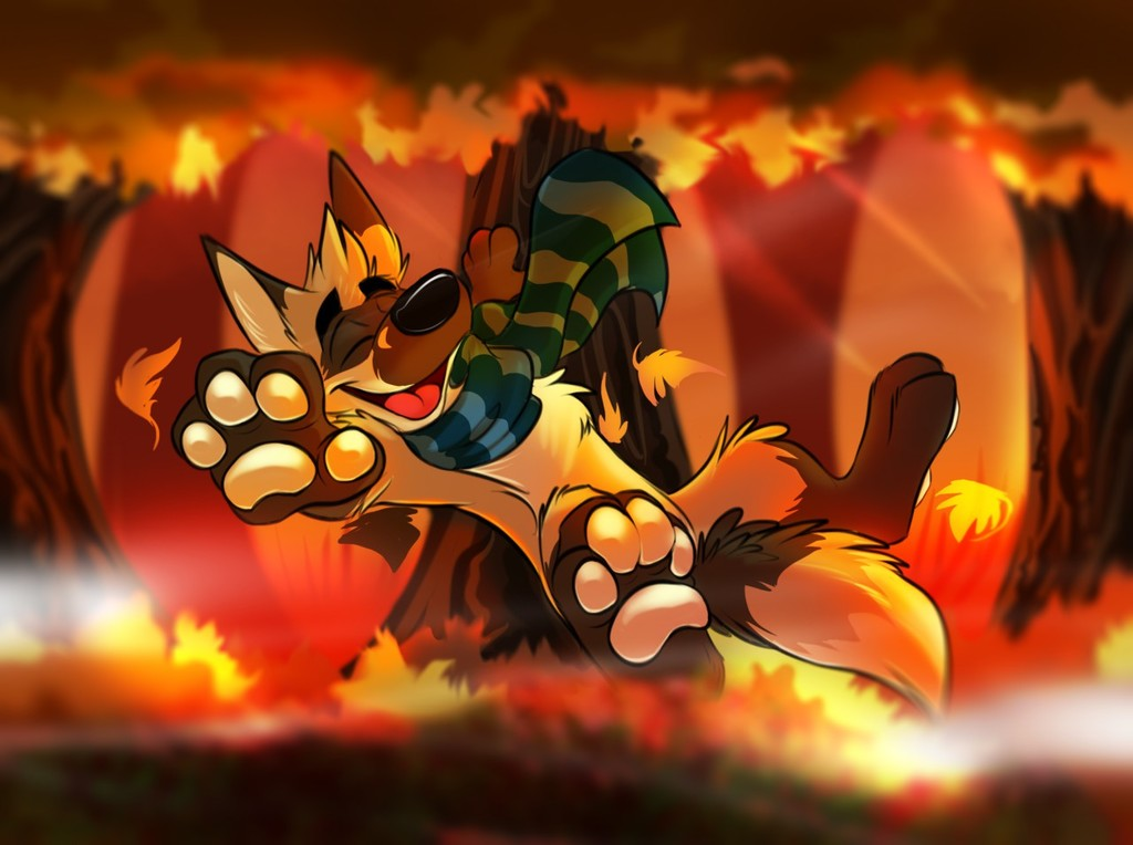Most recent image: Autumn Leaves