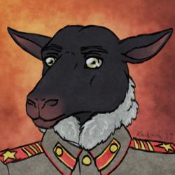 Ram in Uniform by Eastern Dragon Studios