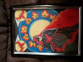 Batwoman, traditional