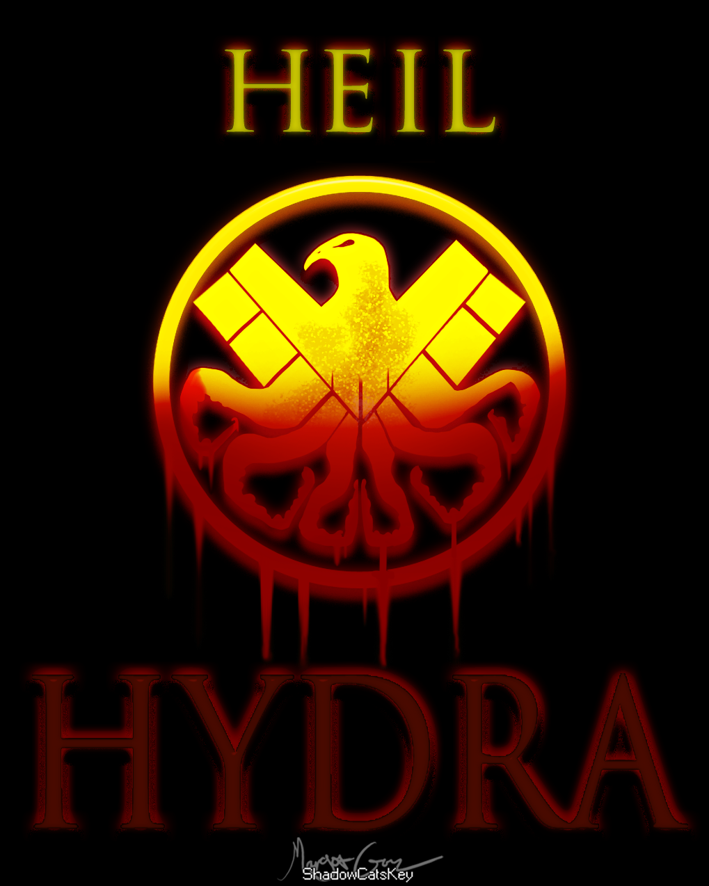 . Heil Hydra .